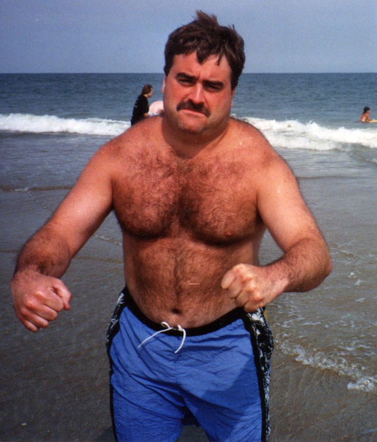 Joe mchale beach muscle