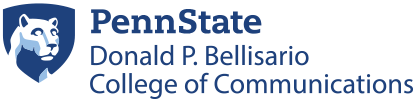 Donald P. Bellisario College of Communications Logo