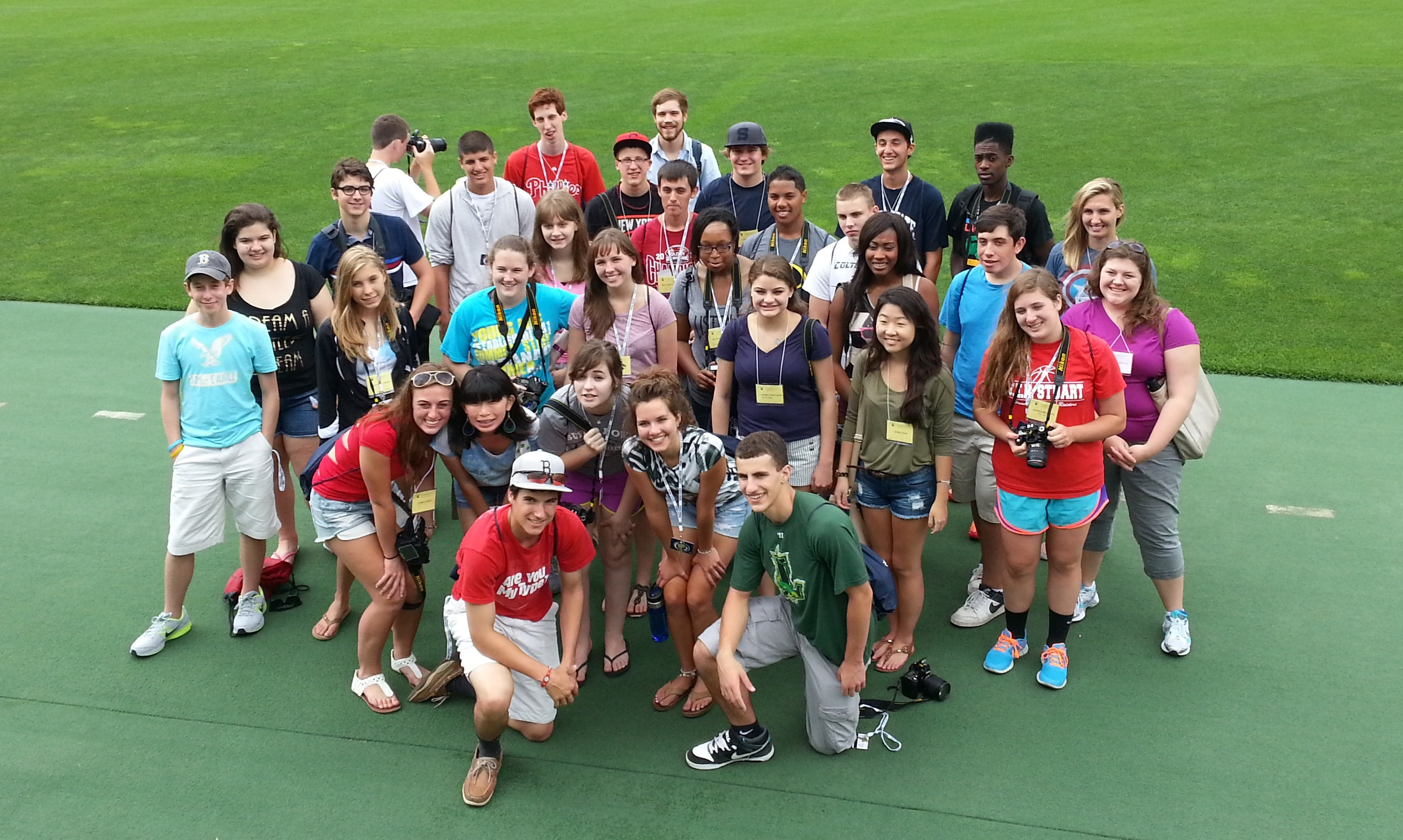 2013 Multimedia Journalism Camp