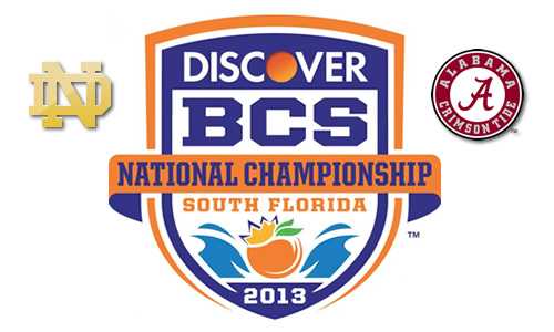 Second consecutive year for Curley Center student coverage of the BCS National Championship Game