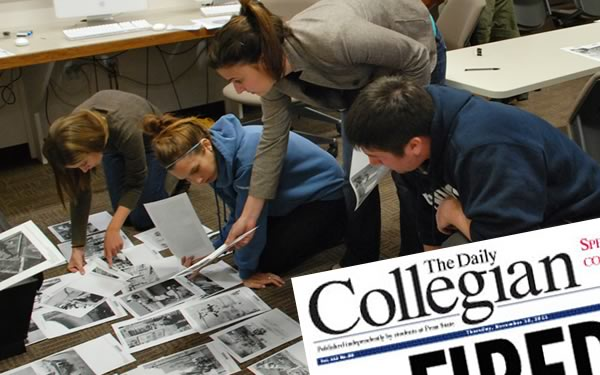 Daily Collegian Logo