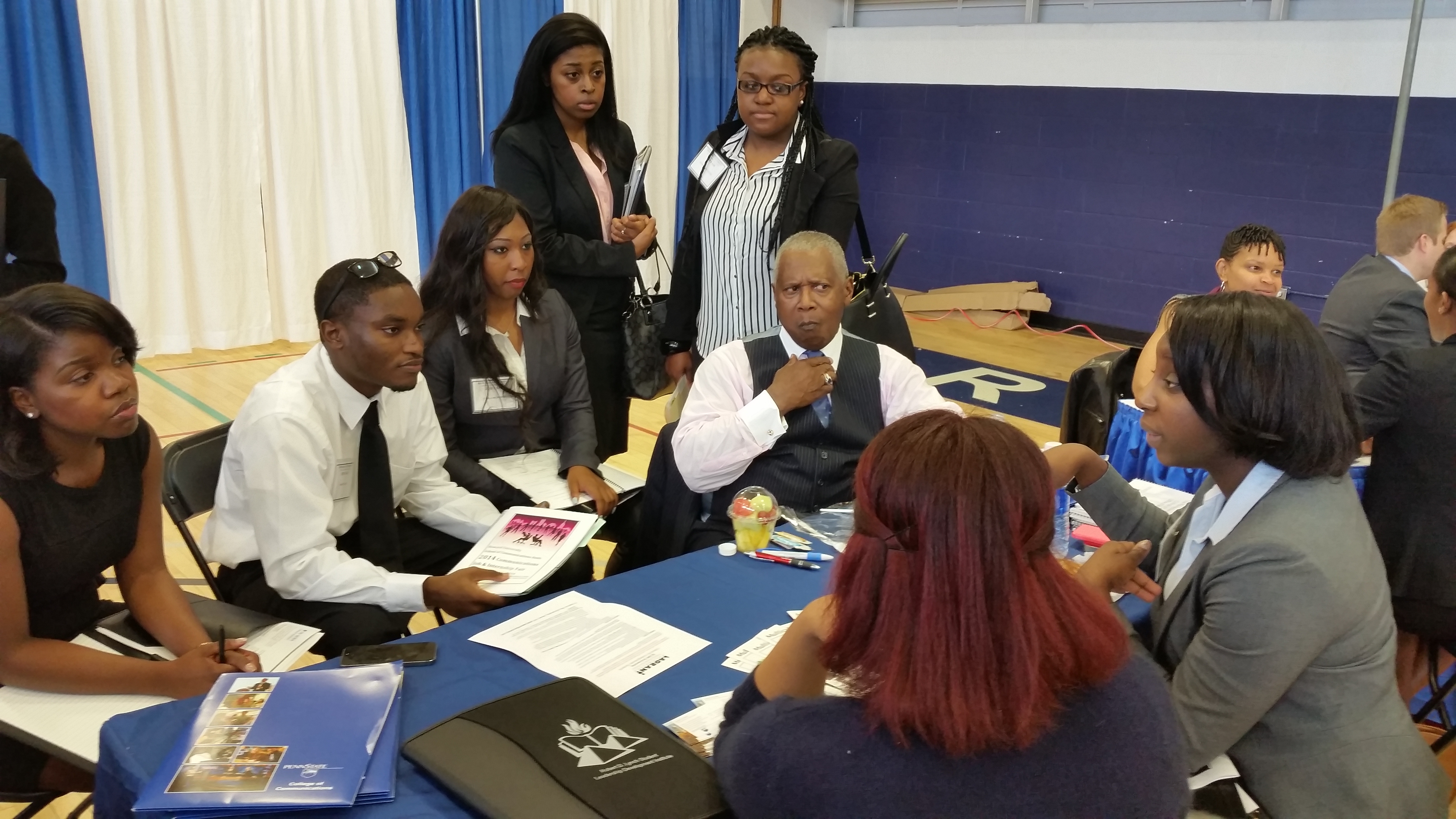 Howard job fair 2014