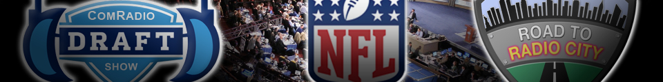 Promotional Banner for NFL Draft Special Coverage Section