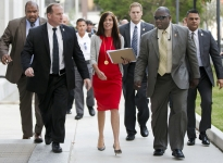 Attorney General Kathleen Kane is the state's highest-profile female elected official, but criminal charges against her have prompted calls for her resignation.