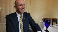 Sean Caviston is currently the Wine Director at the Nittany Lion Inn and working towards becoming a master sommelier.