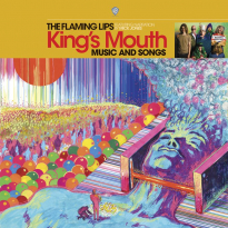 King's Mouth by the Flaming Lips album cover