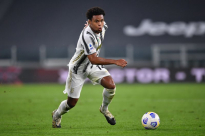 TURIN, ITALY - SEPTEMBER 20:  Weston Mckennie of Juventus in action during the Serie A match between Juventus and UC Sampdoria at Allianz Stadium on September 20, 2020 in Turin, Italy.  Photo by Valerio Pennicino/Getty Images)