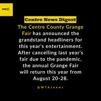 Centre County Grange Fair