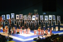THON 2012 ended Sunday with a new record as students raised more than $10 million for the first time.