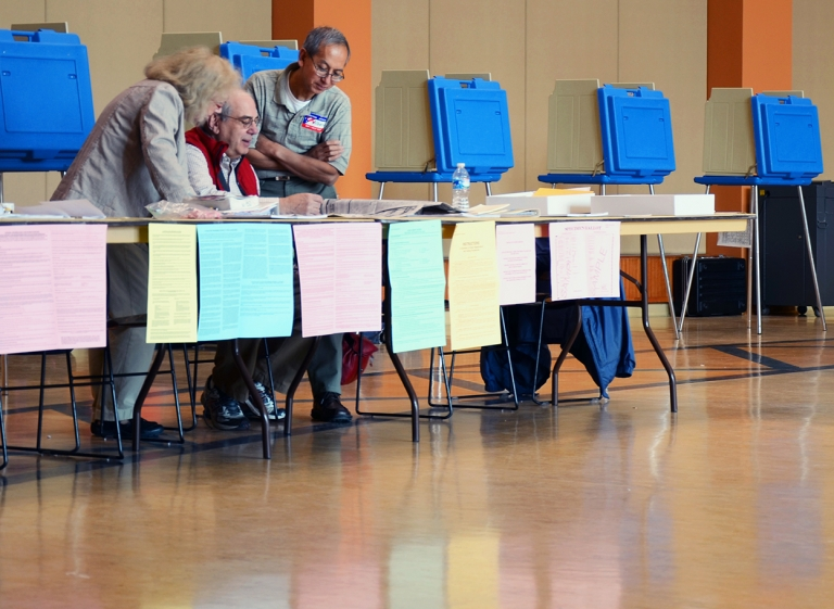 Netzer election day 1
