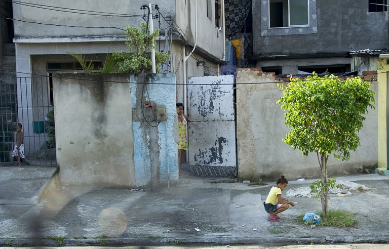 Life in the favela
