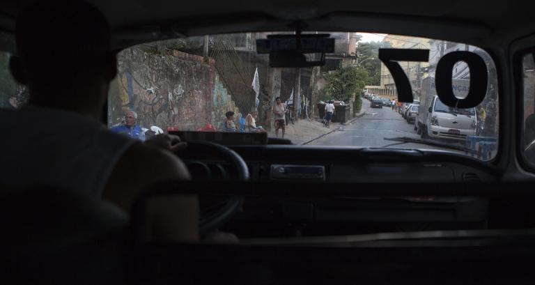 Mass transit, favela style